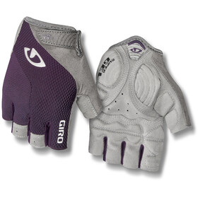 Giro Strada Massa Gel - Gants Femme - gris/violet